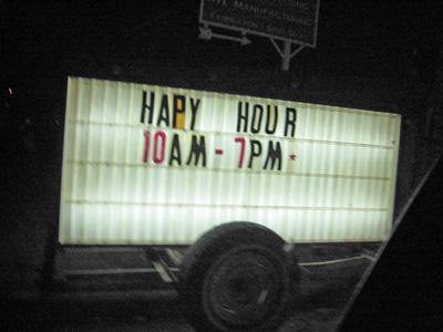 hapy-hour