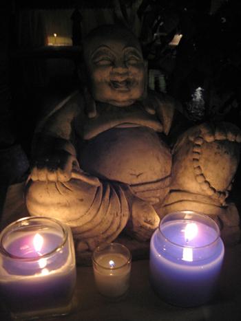 marital buddha